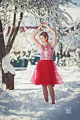 Šaty - Maľba na šaty... - 5062774_