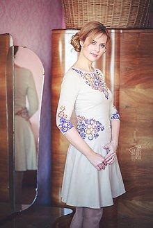 Šaty - Maľba na šaty... - 5062736_