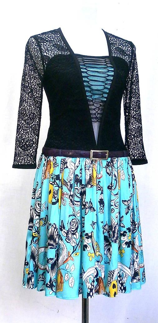 Spoločenské šaty-predané   Angeli - SAShE.sk - Handmade Šaty 3834fa28af6