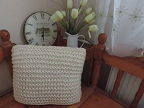 Úžitkový textil - Natural vankúš - 5064890_