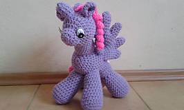 Hračky - fialový... - 5067164_