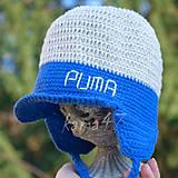 Detské čiapky - Prechodná ušianka... PUMA - 5072443_