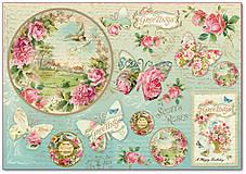 Papier - Ryžový papier, DFS308 - 5072753_