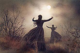 Fotografie - Slnečný tanec - 5072136_