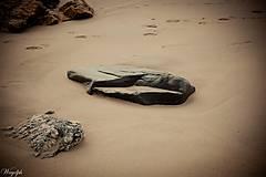 Fotografie - Stopy v piesku - 5074178_