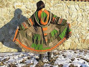 Svetre/Pulóvre - lel ,,svetrohrej patchwork sveter II - 5077413_