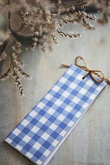 Papiernictvo - Trhací zápisník na nákupy 2 - 5077636_