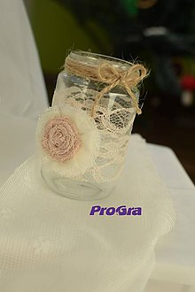Svietidlá a sviečky - Svietnik Vintage - 5075190_