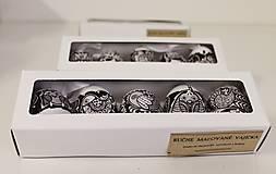 Dekorácie - darčeková krabička  na 5 kraslíc - 5078393_
