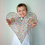 Detské doplnky - Ľúbim Ťa - 5079224_