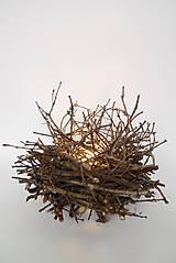 Svietidlá a sviečky - Le Nid IV. (M) - Hniezdo - 5085161_