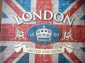 Papier - Servítka LONDON - 5084517_