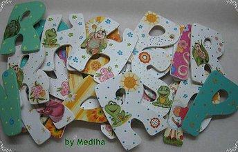 Tabuľky - písmenká - 5082792_