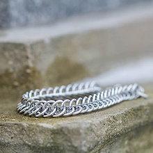 Šperky - Z poloviny úplný II - pánský náramok - 5087944_