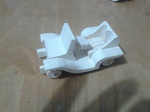 Hračky - malé autíčko - 5090164_