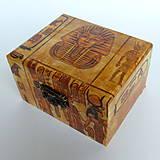 - Krabička / šperkovnička Egypt - 5091267_