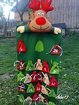 Dekorácie - Adventný kalendár - 5095115_