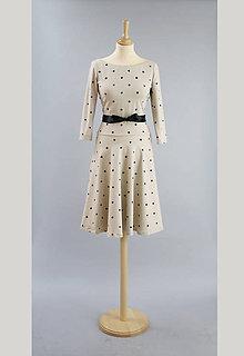 Šaty - Dot circle... - 5093025_