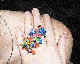 Prstene - flower prstienok - 5092036_