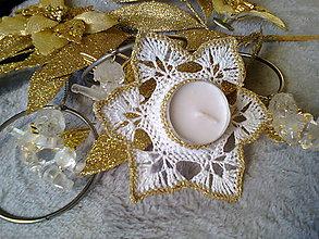 Svietidlá a sviečky - Svietnik - 5091871_