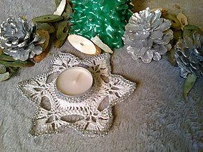 Svietidlá a sviečky - Svietnik - 5091880_