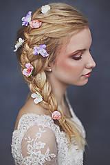 """Ozdoby do vlasov - Vlásenky """"vlasy plné kvetín"""" - 5095616_"""