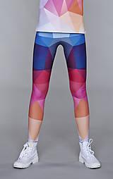 Nohavice - Crystal rainbow - legíny - 5095349_