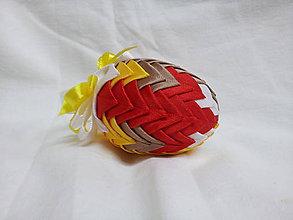Dekorácie - veselé vajíčko - 5091446_