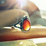 Prstene - Granát  - 5094158_