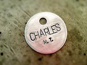 Kľúčenky - CHARLIE.. - 5099307_