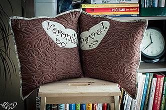 Úžitkový textil - Vankúšiky \