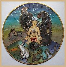 Obrazy - Mandala pre Alegriu - 5097085_