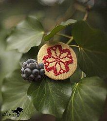 Odznaky/Brošne - ... hore dedinu mládenci idú - 5096258_