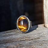 Prstene - Tigrie oko - 5099030_
