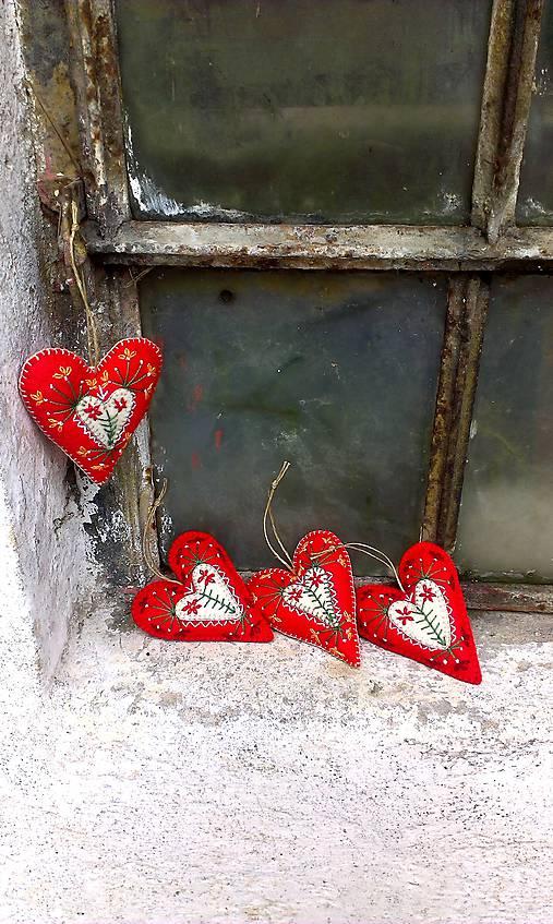 Rozkvitnuté srdce