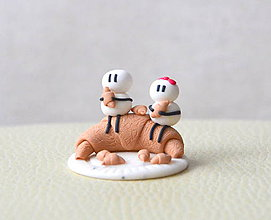 Drobnosti - V raji croissantov - 5104360_