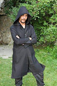 Oblečenie - Kabát s kapucňou - p - 5103021_