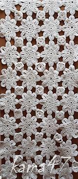 Úžitkový textil - Obrus - dečka - šatka - 5104853_
