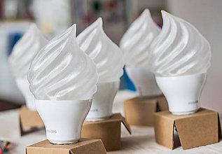 Svietidlá a sviečky - sladoLED - 5104770_