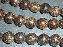 Minerály - Bronzit 10mm - 5109052_