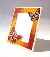 - Fotorámik motýliky - 5106011_