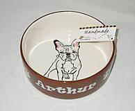 - Miska pre psíka Arthur - 5105629_