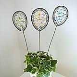 Dekorácie - kraslice v kvetináčiku - 5111263_