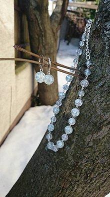 Sady šperkov - Súpravička Ľadové pokušenie I. elegantné - 5110405_