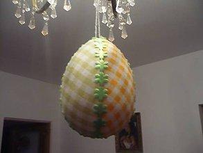 Dekorácie - Veselé vajíčko - 5111900_