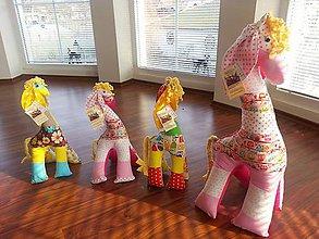 Hračky - ŽIRAFKA ušatá... krásna hračka na objednávku !!! - 5112177_