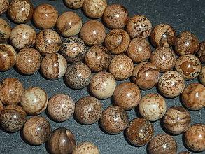 Minerály - Jaspis kalahari 8mm - 5112766_