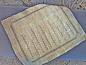 Úžitkový textil - Plátienko prestieraj - prestieranie - 5111712_
