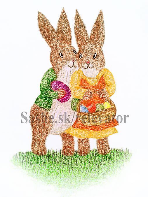Veľkonočné zajačiky