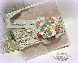 Papiernictvo - Staroružová svadba - 5118197_